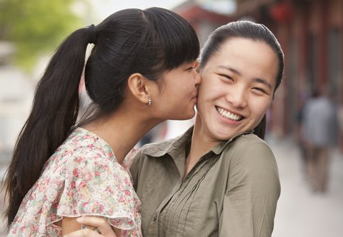Asian lesbian dating