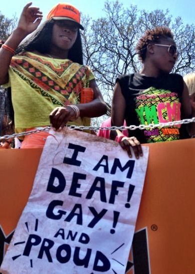 Gay developmental disability