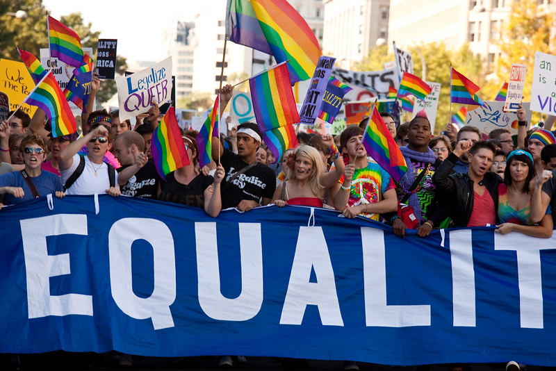 Gay And Lesbian Right To Marry