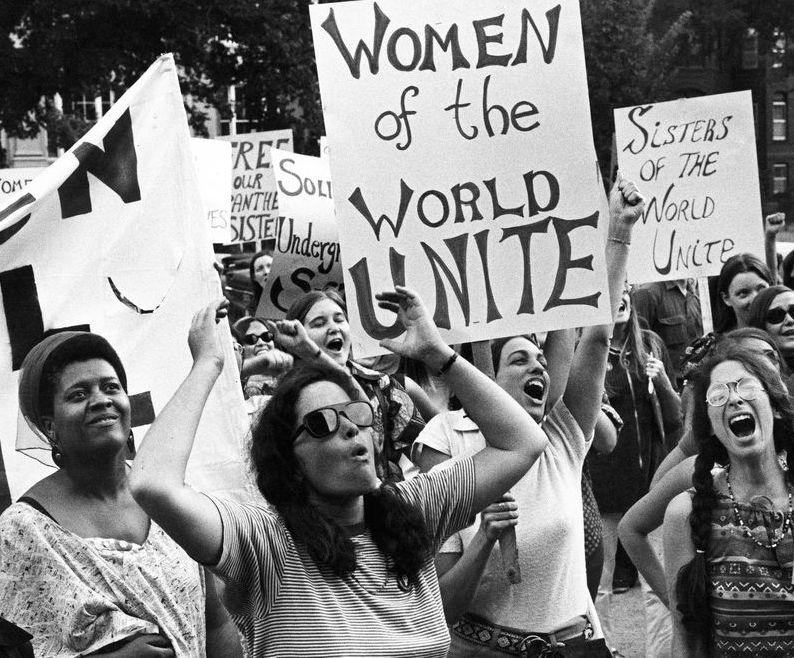 Richmond lesbian feminists